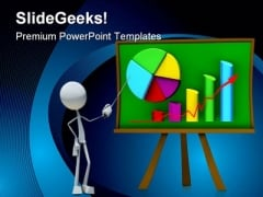 Showing Bar Chart Business PowerPoint Themes And PowerPoint Slides 0211