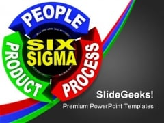 Six Sigma Principles Business PowerPoint Templates And PowerPoint Backgrounds 0411