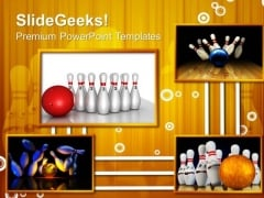 Sofia Bowling Sports PowerPoint Templates And PowerPoint Themes 1012