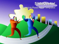 Solution Business PowerPoint Templates And PowerPoint Backgrounds 0811