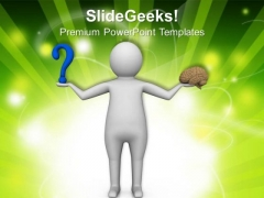 Solve All Questions Of Yory Mind PowerPoint Templates Ppt Backgrounds For Slides 0413