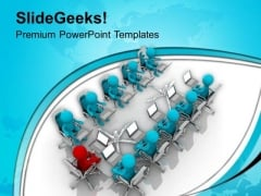 Solve Your Business Issues With Leadership PowerPoint Templates Ppt Backgrounds For Slides 0713