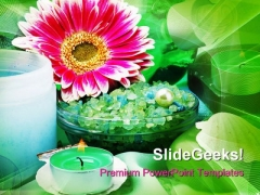 Spa And Aromatherapy Beauty PowerPoint Themes And PowerPoint Slides 0311