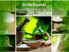 Spa Mix Beauty PowerPoint Themes And PowerPoint Slides 0311