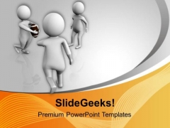 Sports Team PowerPoint Templates Ppt Backgrounds For Slides 0713