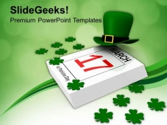 St Patricks Day Festival PowerPoint Templates Ppt Backgrounds For Slides 0313