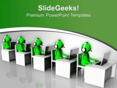 Start A Bpo For Business PowerPoint Templates Ppt Backgrounds For Slides 0613
