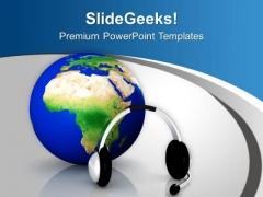 Start Bpo For Global Issues Resolving PowerPoint Templates Ppt Backgrounds For Slides 0713