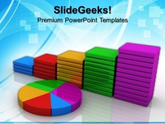 Statistics Graph Business PowerPoint Templates And PowerPoint Themes 0612