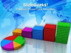 Statistics Marketing PowerPoint Templates And PowerPoint Themes 0612