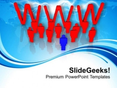 Stay Connected With Internet Facility PowerPoint Templates Ppt Backgrounds For Slides 0613