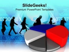 Stick On The Results In Business PowerPoint Templates Ppt Backgrounds For Slides 0513