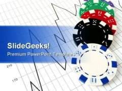 Stock Market Gamble Business PowerPoint Templates And PowerPoint Backgrounds 0811