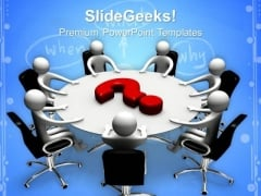 Strategy Board Meeting Business PowerPoint Templates And PowerPoint Themes 0712