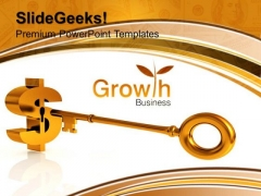Success Key Business PowerPoint Templates And PowerPoint Themes 0912