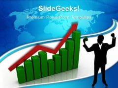 Successful Person Business PowerPoint Templates And PowerPoint Themes 0512