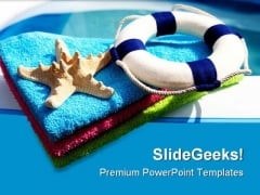 Summer Fun Holidays PowerPoint Themes And PowerPoint Slides 0511