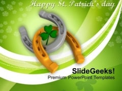 Symbols And Traditions Of St Patricks Day PowerPoint Templates Ppt Backgrounds For Slides 0213