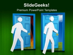 Take The Opportunity At Right Time PowerPoint Templates Ppt Backgrounds For Slides 0613