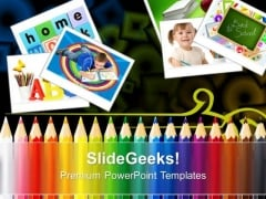 Teaching Strategies Education PowerPoint Templates And PowerPoint Themes 0912