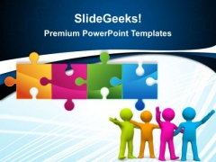 Team Communication PowerPoint Templates And PowerPoint Themes 0212