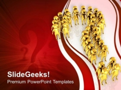 Team Forms Question Teamwork Concept PowerPoint Templates Ppt Backgrounds For Slides 0413