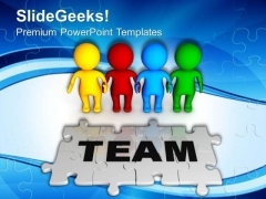 Team Should Full With Diversity PowerPoint Templates Ppt Backgrounds For Slides 0713