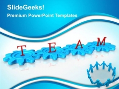 Team Success Communication PowerPoint Templates And PowerPoint Themes 0212