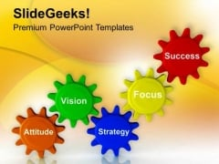 Team Vision Gives Success In Business PowerPoint Templates Ppt Backgrounds For Slides 0513
