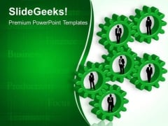 Teams Cooperation Business PowerPoint Templates And PowerPoint Themes 0512