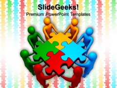 Teams Efforts Business Teamwork PowerPoint Templates And PowerPoint Themes 0912