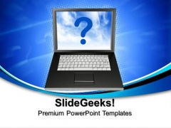 Technical Information Computer PowerPoint Templates And PowerPoint Themes 0812