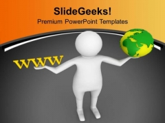 Technology Can Give More Business PowerPoint Templates Ppt Backgrounds For Slides 0613