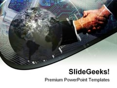 Technology Internet Success Business PowerPoint Templates And PowerPoint Backgrounds 0211