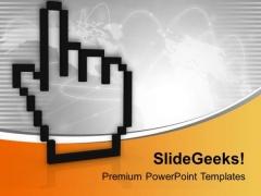 Technology World Development PowerPoint Templates Ppt Backgrounds For Slides 0713