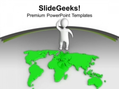 Think Global To Expand Business PowerPoint Templates Ppt Backgrounds For Slides 0413