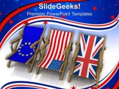 Three Different National Flags PowerPoint Templates Ppt Backgrounds For Slides 0713