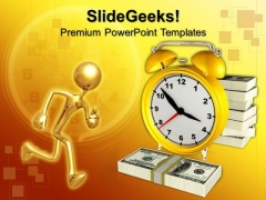 Time And Money PowerPoint Templates And PowerPoint Themes 0612