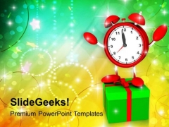 Time For Celebration PowerPoint Templates Ppt Backgrounds For Slides 0413