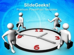 Time Is Money Business PowerPoint Templates And PowerPoint Themes 0512