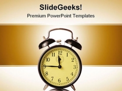 Time Is Money Business PowerPoint Themes And PowerPoint Slides 0511