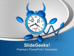 Time Is Running PowerPoint Templates Ppt Backgrounds For Slides 0413