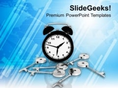 Time Is Valuable PowerPoint Templates Ppt Backgrounds For Slides 0513