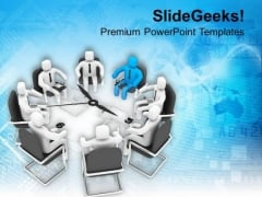 Time Management Meeting Agenda PowerPoint Templates Ppt Backgrounds For Slides 0713