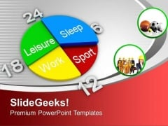 Time Planner For Sports Games PowerPoint Templates Ppt Backgrounds For Slides 0513