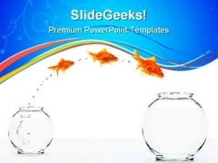 Time To Change Business PowerPoint Themes And PowerPoint Slides 0711