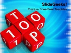 Top 100 Metaphor PowerPoint Templates And PowerPoint Themes 0512