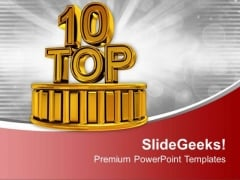 Top Ten Business Opportunity PowerPoint Templates Ppt Backgrounds For Slides 0313