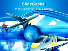 Travel Background PowerPoint Templates And PowerPoint Backgrounds 0811