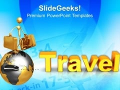 Travel Over The World PowerPoint Templates And PowerPoint Themes 0912